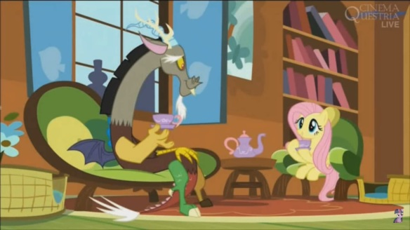 Discord and Tea
