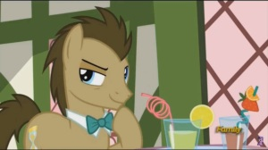 I have a different voice this time dr whooves