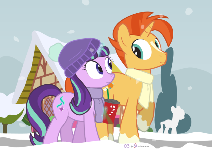 _dm29holidayhorse_day_3__starlight___sunburst_by_dm29-d9ink5i